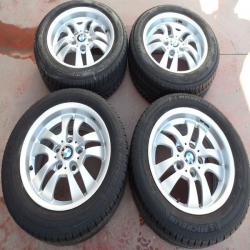 LLANTAS BMW ORIGINALES R16X7 IS34 NEUMATICOS 205/55R16 91V